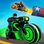 Light Bike Stunt Racing: Motor Bike Racing Games MOD APK 10