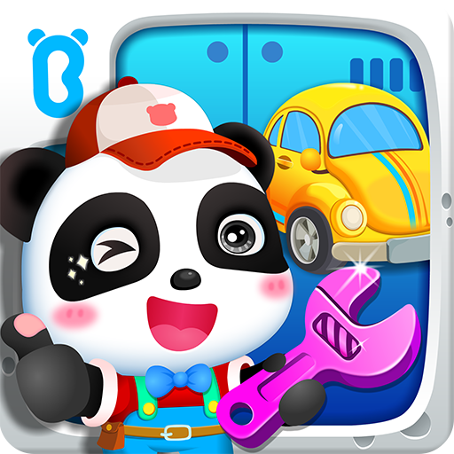 Little Panda's Auto Repair Shop MOD APK 8.39.00.08