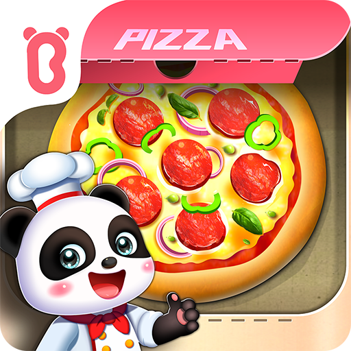Little Panda's Space Kitchen – Kids Cooking MOD APK 8.43.00.02