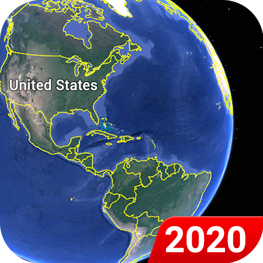 Live Earth Map HD – Live Cam & Satellite View MOD APK 1.1