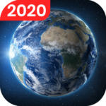 Live Earth Map – Satellite View, World Map 3D MOD APK 1.9