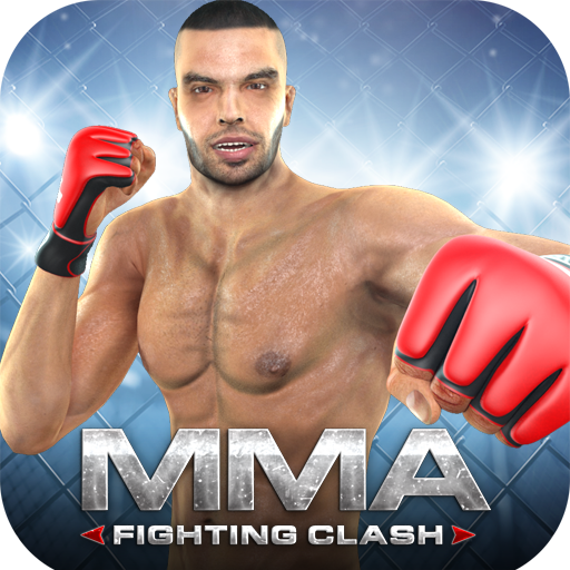 MMA Fighting Clash MOD APK 1.21