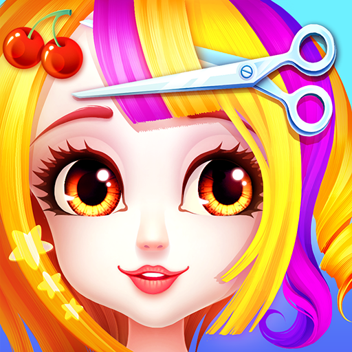 Magical Hair Salon: Girl Makeover MOD APK 1.0.18