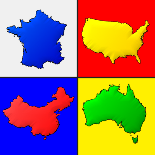 Maps of All Countries in the World: Geography Quiz MOD APK 3.0.0