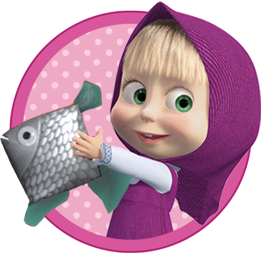 Masha and the Bear: Kids Fishing MOD APK 1.1.7