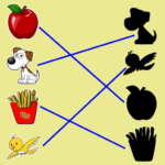 Match The Picture Shadow, kids matching game MOD APK 2.1
