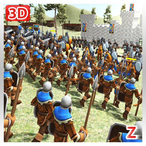 Medieval Wars: Hundred Years War 3D MOD APK 1.9