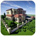 Modern Houses for Minecraft ★★★ MOD APK 1.0