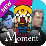 MomentSQ:#1 Roleplay, Thriller, Anime, free games MOD APK 0.8.10