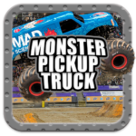 Monster Pickup Truck MOD APK 7.0