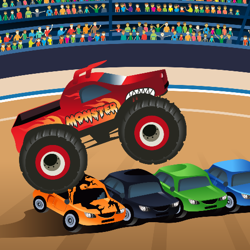 Monster Truck Game for Kids MOD APK 2.8.3