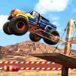 Monster Truck Xtreme Offroad Stunts : 4X4 Racing MOD APK 1.1