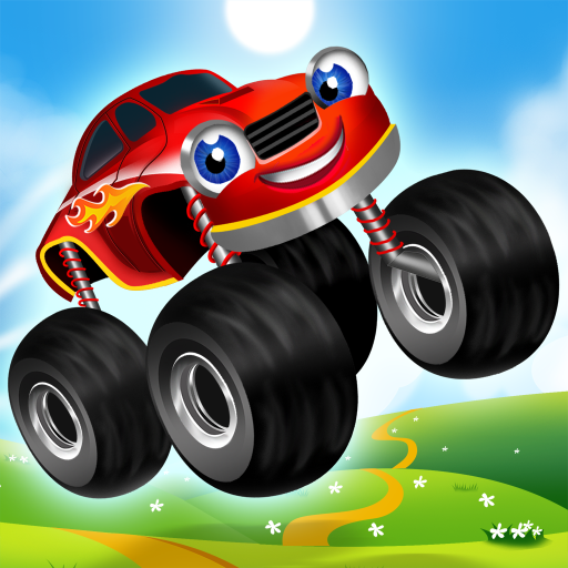 Monster Trucks Game for Kids 2 MOD APK 2.6.7
