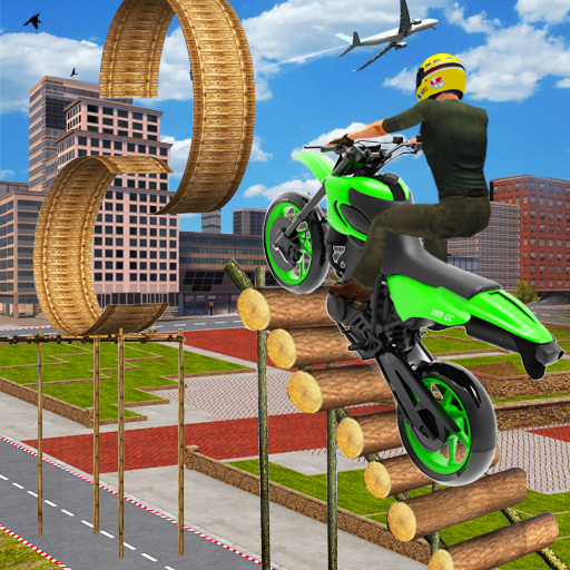 Moto Bike Trials Xtreme Stunts Games 2019 MOD APK 1.5