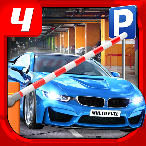 Multi Level 4 Parking MOD APK 1.1