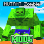 Mutant Mod – Zombie Addons and Mods MOD APK 1.0