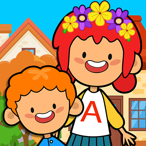 My Pretend Home & Family – Kids Play Town Games! MOD APK 2.6