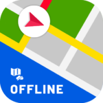 Offline maps with Street View : GPS Route Tracker MOD APK 1.0.12