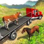 Offroad Farm Animal Truck Driving Game 2019 MOD APK 1.7
