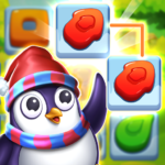 PEW PENGY – MATCHING PUZZLE & PAIR CONNECTION MOD APK 2.7