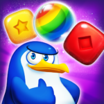 Pengle – Penguin Match 3 MOD APK 2.0.7.1