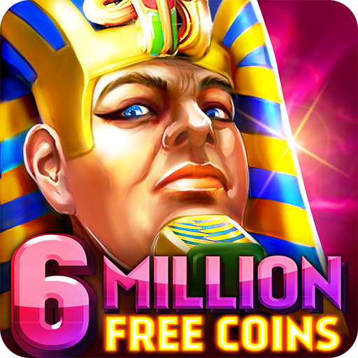Pharaohs of Egypt Slots ™ Free Casino Slot Machine MOD APK 1.36.3