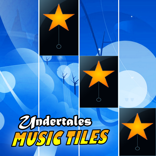 Piano Undertale Music Tiles MOD APK 3.0