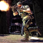Player Battleground Survival Offline Shooting Game MOD APK 14.002