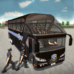 Police Bus Driving Game 3D MOD APK 1.6