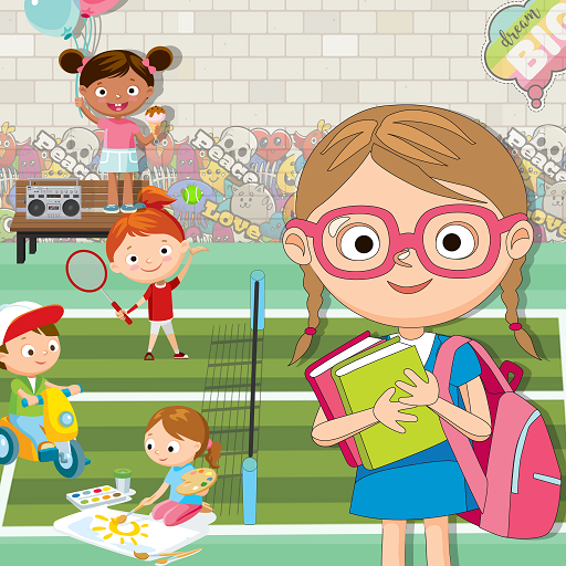 Pretend After School Life: Fun Town Learning Game MOD APK 5.82
