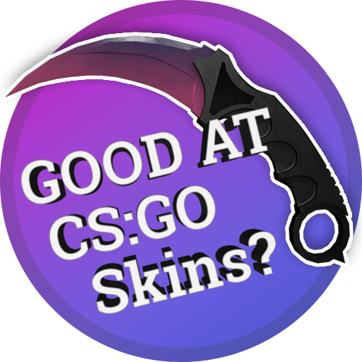 Price Quiz Skins from CS:GO MOD APK 1.1.59