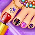 Princess Pedicure Nail Salon MOD APK 1.0.4