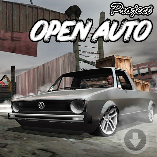 Project Open Auto City Beta MOD APK 2.07