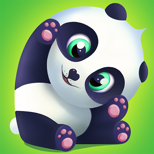 Pu – Cute giant panda bear, baby pet care game MOD APK 2.9