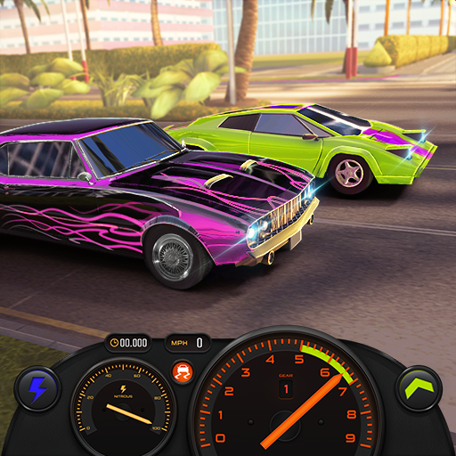 Racing Classics PRO: Drag Race & Real Speed MOD APK 1.02.3