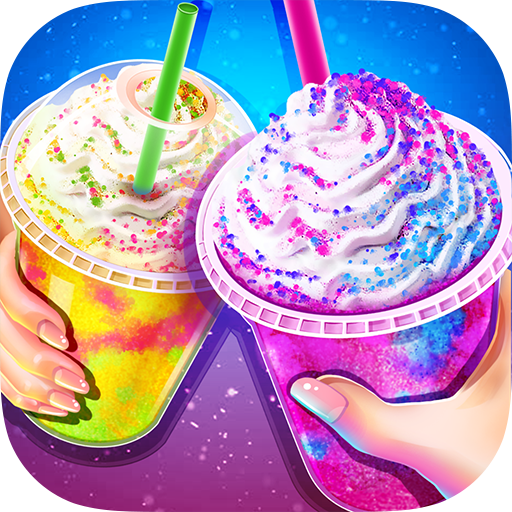 Rainbow Ice Cream – Unicorn Party Food Maker MOD APK 1.4