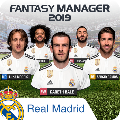 Real Madrid Fantasy Manager'19- Real football live MOD APK 8.51.010