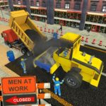 Real Road Construction Sim: City Road Builder Game MOD APK 1.3