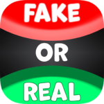 Real or Fake Test Quiz | True or False | Yes or No MOD APK 3.5.0