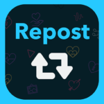 Repost it! Save and Repost for Instagram MOD APK 3.9.3.9