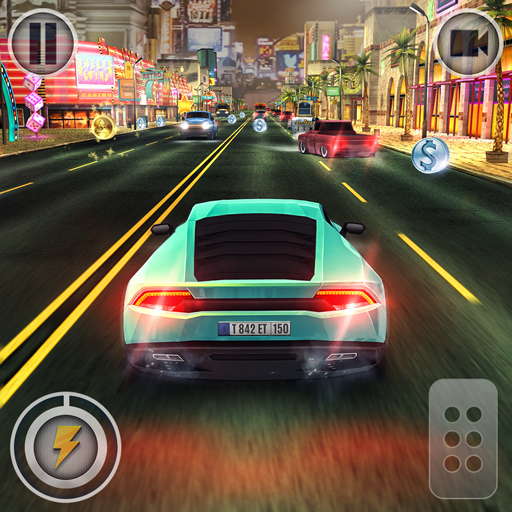 Road Racing: Highway Car Chase MOD APK 1.04