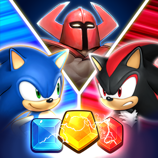 SEGA Heroes: Match 3 RPG Game with Sonic & Crew! MOD APK 81.216119