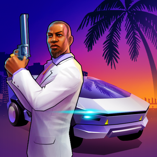 STREETS OF FIRE. Real Gangster Wars MOD APK 0.2b