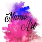 Smoke Name Art – Smoky Effect Focus n Filter Maker MOD APK 0.30
