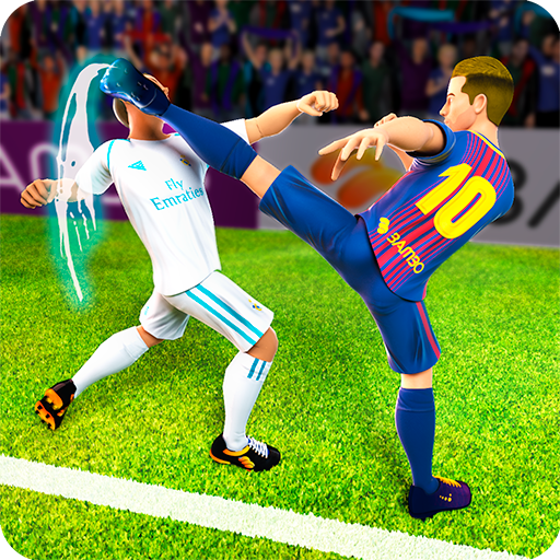 Soccer Fight 2019: Football Players Battles MOD APK 2.7.0