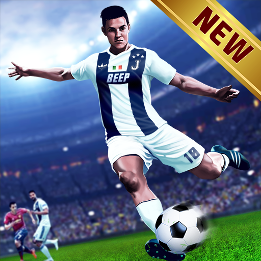 Soccer Games 2019 Multiplayer PvP Football MOD APK 1.1.4