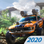 Steel Rage: Robot Cars PvP Shooter Warfare MOD APK 0.1