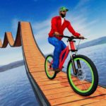Stunt Bicycle Impossible Tracks: Free Cycle Games MOD APK 1.6