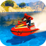 Superhero Extreme Jetski Racing and Water Race MOD APK 0.1