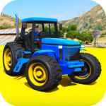 Superheroes Animal Transport (Farm Tractor) MOD APK 1.1